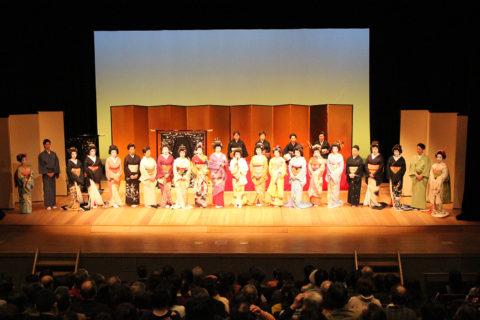 【奈良日日新聞】全国花街芸妓イベント第2回はなあかりの記事掲載